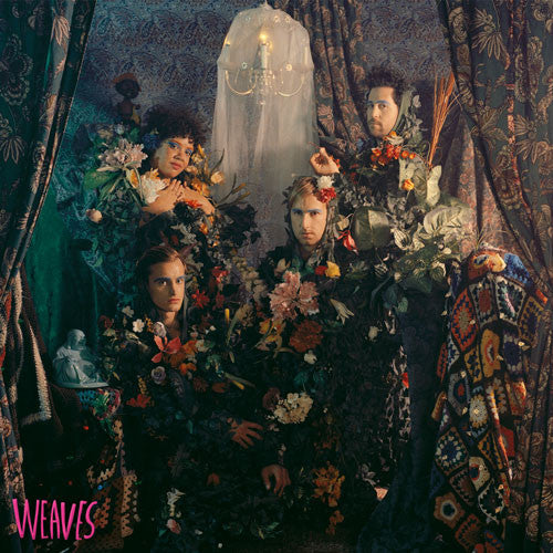 Weaves - Weaves cd/lp