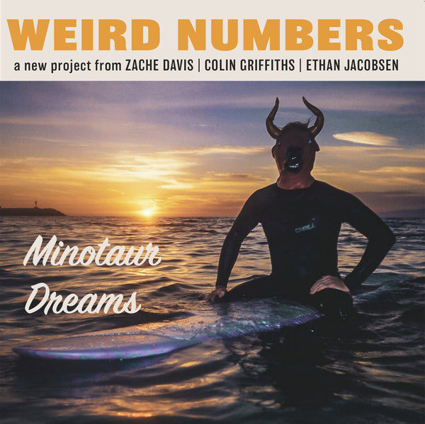 Weird Numbers - Minotaur Dreams 7""