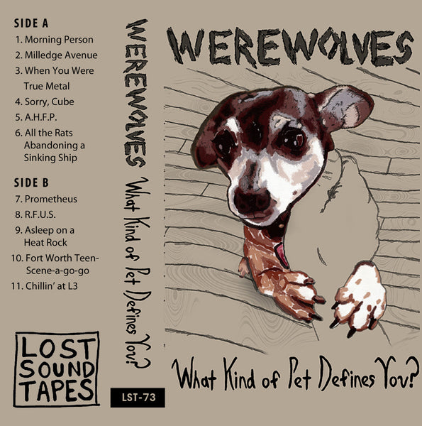 Werewolves - What Kind Of Pet Defines You? cs