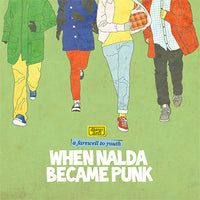 When Nalda Became Punk - A Farewell To Youth cd