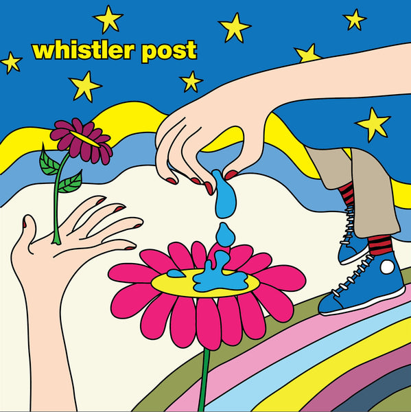 Whistler Post - About Us EP cdep