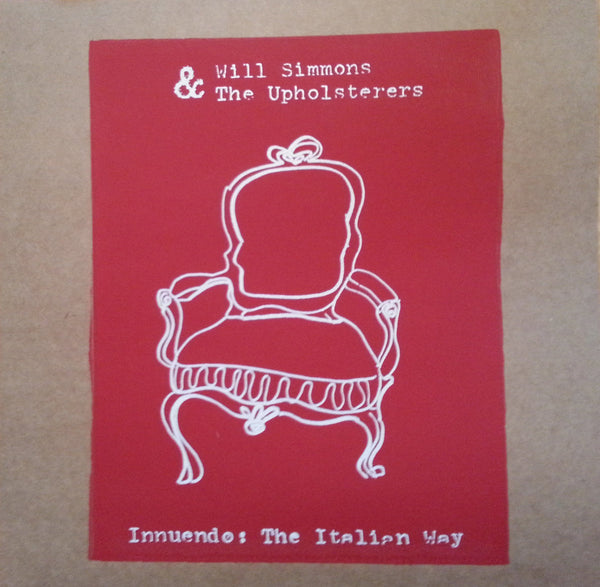 Simmons, Will & The Upholsterers - Innuendo: The Italian Way lp