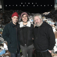 Wimps - Garbage People cd/lp