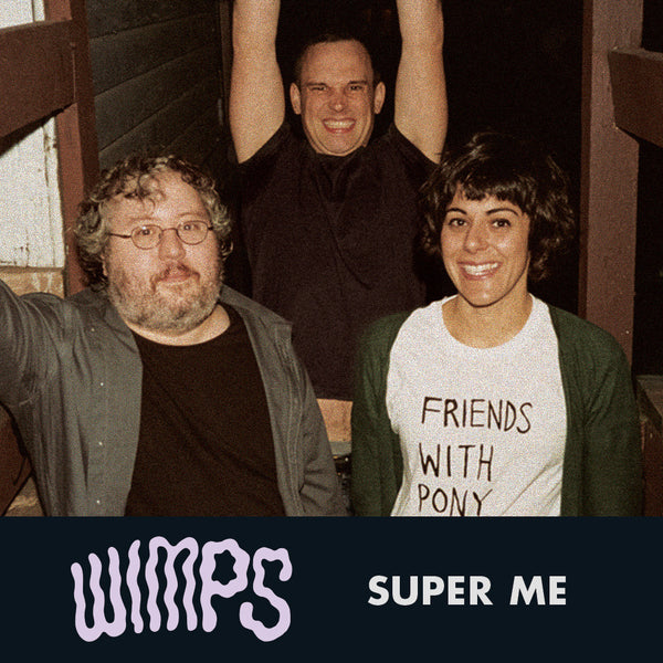 Wimps - Super Me cs