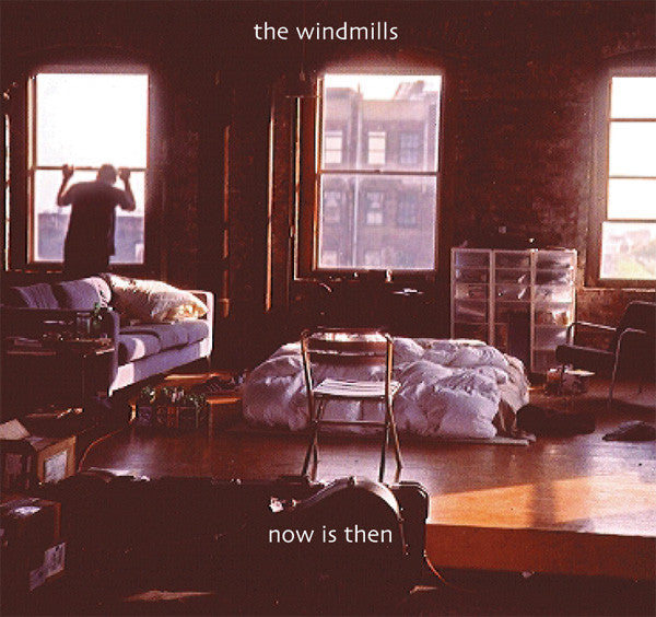 Windmills - Now Is Then cd