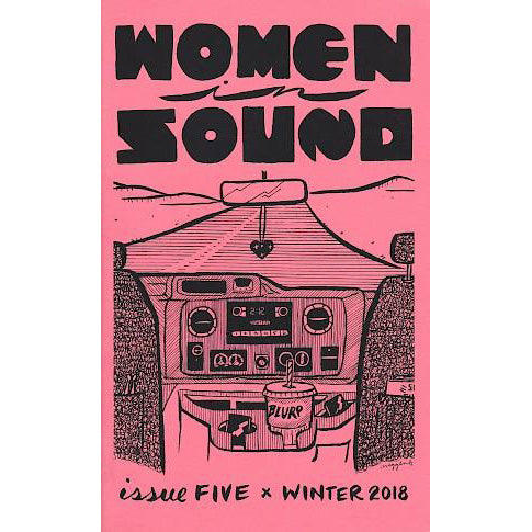 Women In Sound - Issue #5 zine