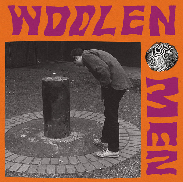 Woolen Men - Post lp