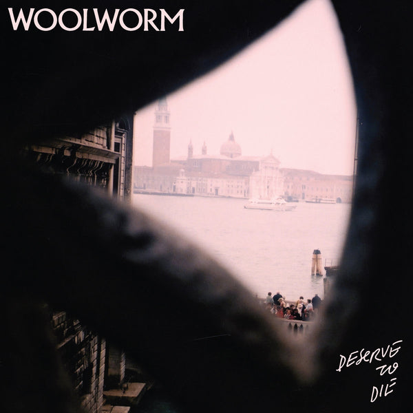 Woolworm - Deserve To Die cd/lp