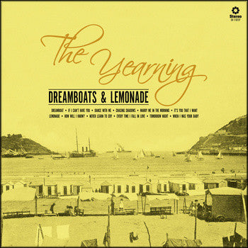 Yearning - Dreamboats & Lemonade cd/lp