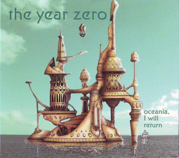 Year Zero - Oceania, I Will Return cd