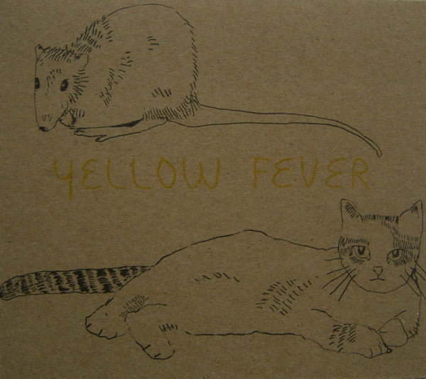 Yellow Fever - Yellow Fever cd