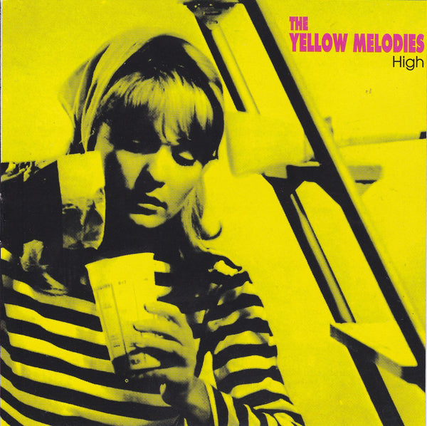 Yellow Melodies - High cd