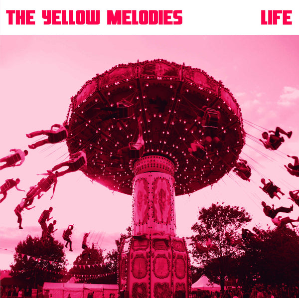 Yellow Melodies - Life cd