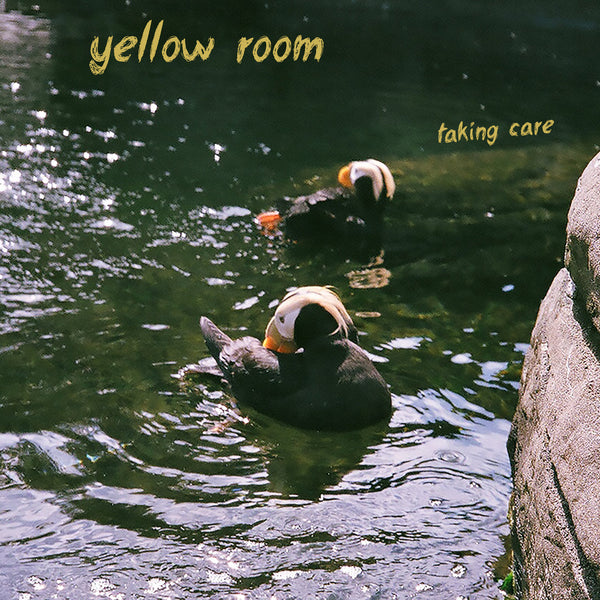 Yellow Room - Taking Care EP cs