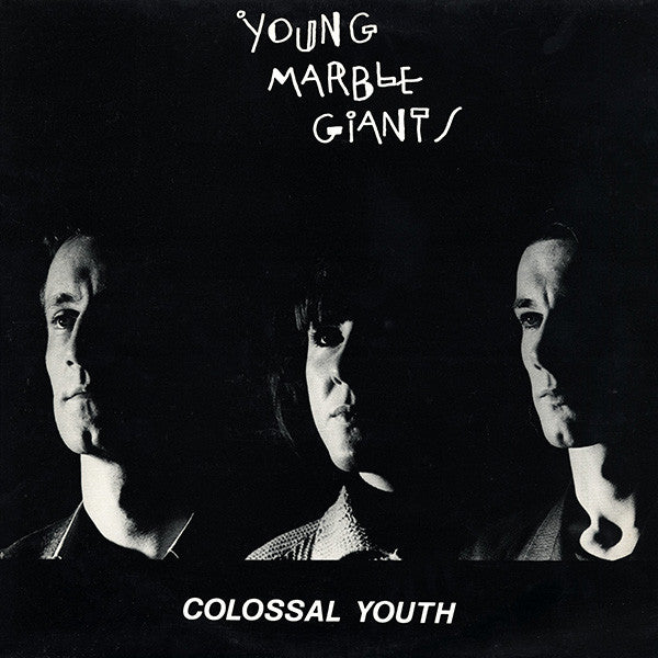 Young Marble Giants - Colossal Youth lp