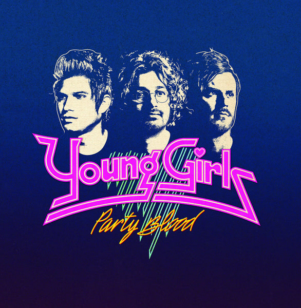 Young Girls - Party Blood lp