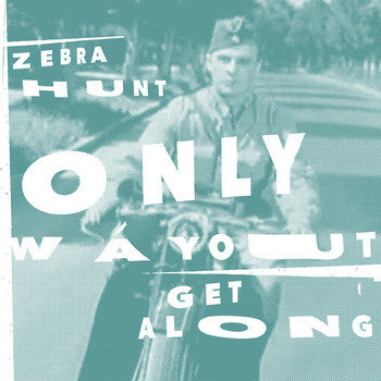 Zebra Hunt - Only Way Out 7""