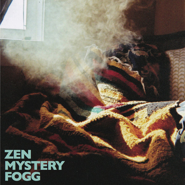 Zen Mystery Fogg - Because Of You EP 7""