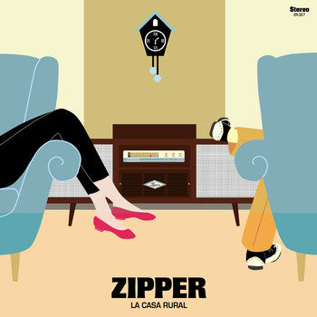 Zipper - La Casa Rural EP 7""
