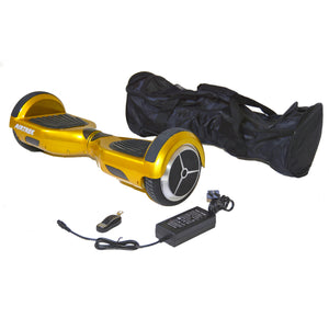 Gold Airtrek 6.5 Inch Hoverboard Scooter