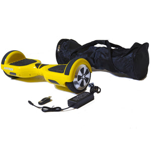 Yellow Airtrek Hoverboard 6.5 Inch