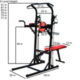 Iron Jack Power Tower Multi Function