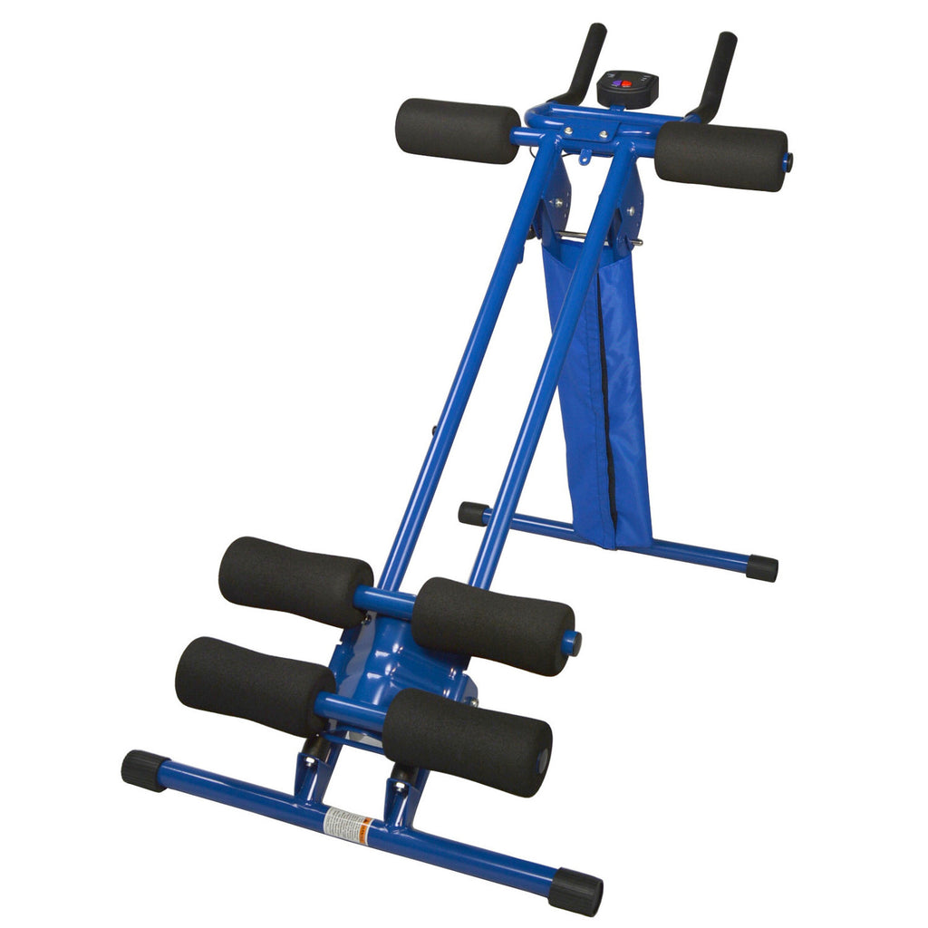 Power Plank Ab Trainer Blue