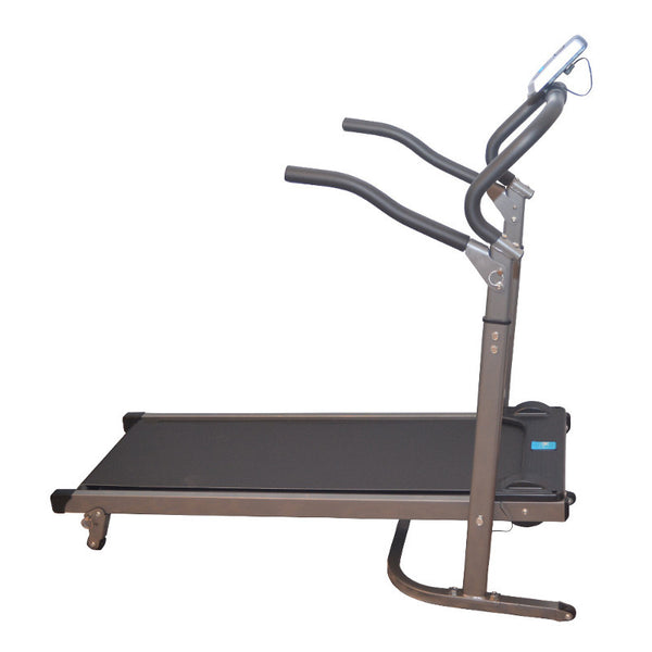 I J Fitness Manual Treadmill Side