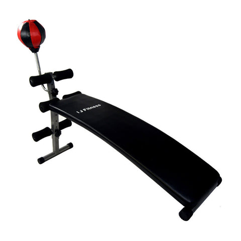 I J Fitness Curved Sit up bench