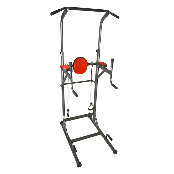I J Fitness Pull Up Power Tower