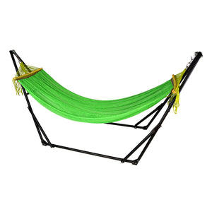 Indoor Outdoor Hammock Green