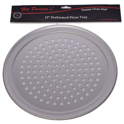 Fat Daddio's Perforated Pizza Tray
