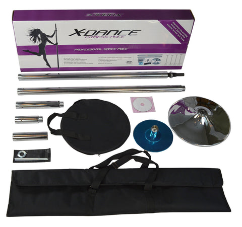 X Dance Pole Set