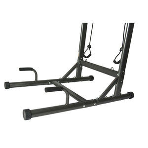 I J Fitness Pull Up Power Tower Base