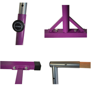 horizontal gymnastics bar quality components