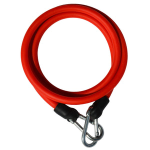 I J Fitness Resistance Bands Red