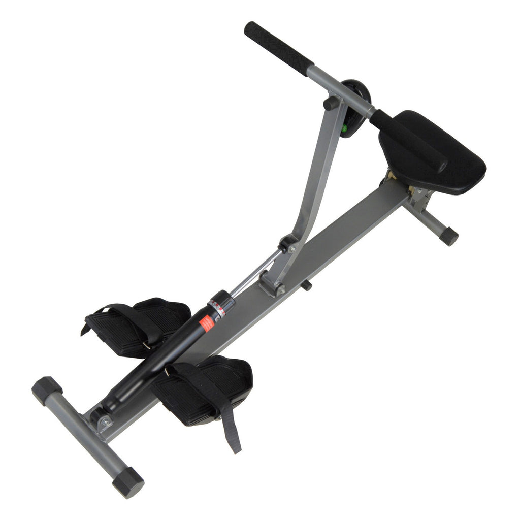 I J Fitness Compact Manual Cardio Exercise Rowing Machine