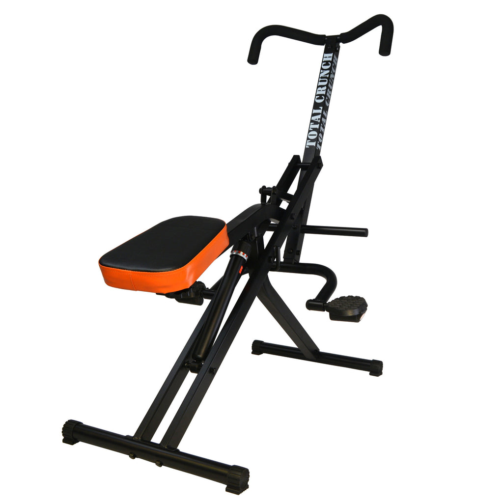 Total Crunch Exercise Machine Riding Ab Leg Core with ...