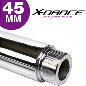 x dance pole extension 125mm 5 inch