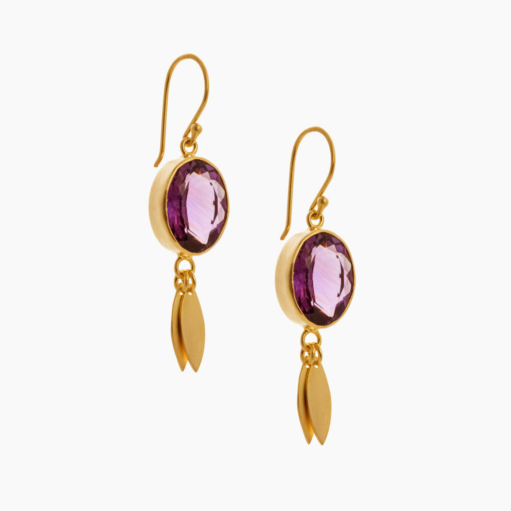 l in earrings gem product aquamarine ne ladylike h zoom gold de tai taillac marie helene