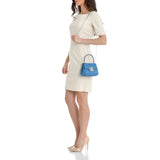Gina Bag, Mini, Evolution ##Fleur-de-lis