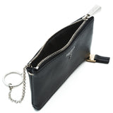 Double Zip Key Case, Evolution ##Black