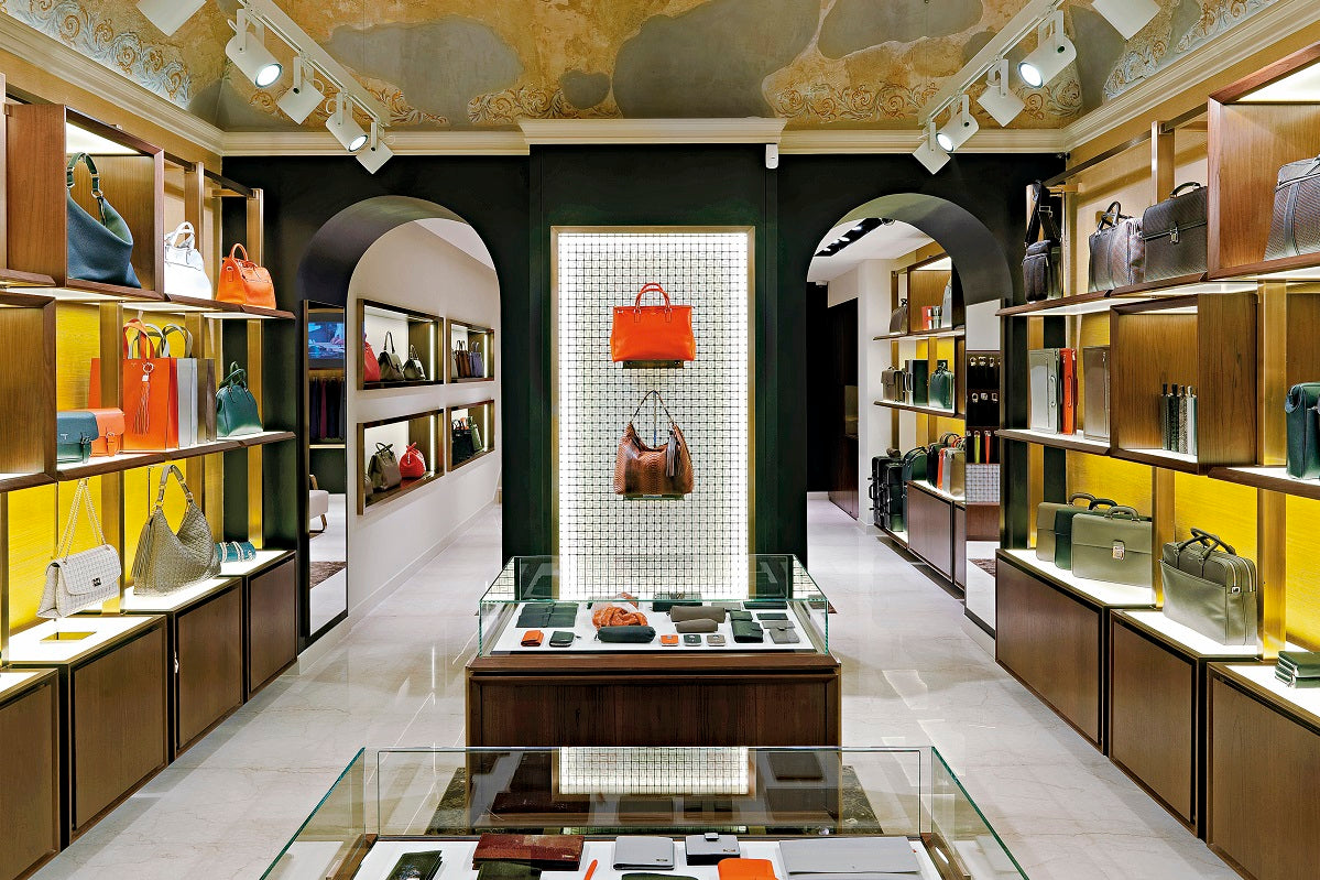 Luxury Bags Accessories Made In Italy
