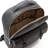 Backpack with front pocket, Cachemire ##Black
