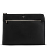 Folio with zip, Evolution ##Black