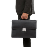 Briefcase with combination, Evolution##Black