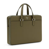 Double Business Briefcase, Evolution ##Military Green