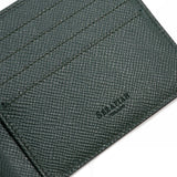 Billfold with 8 credit card case, Evolution ##Forest Green