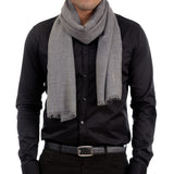 Kento Foulard, Cashmere ##Moon Grey