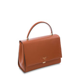 Audrey Bag, Smooth ##Caramel